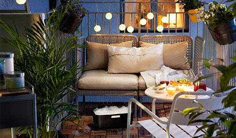 17 Ways to Turn Your Tiny Balcony into an Irresistible Retreat