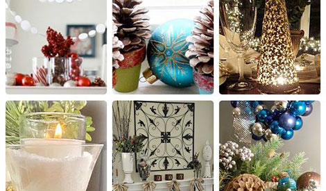 Winter Decorating for the Holidays