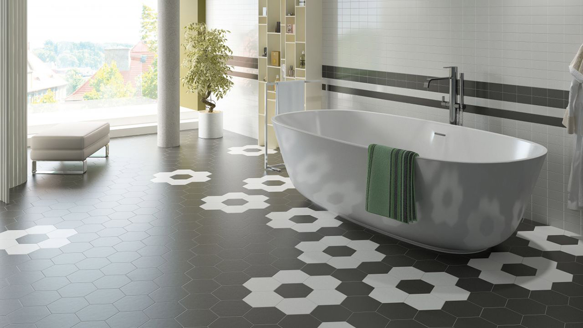 Choose Bathroom Flooring