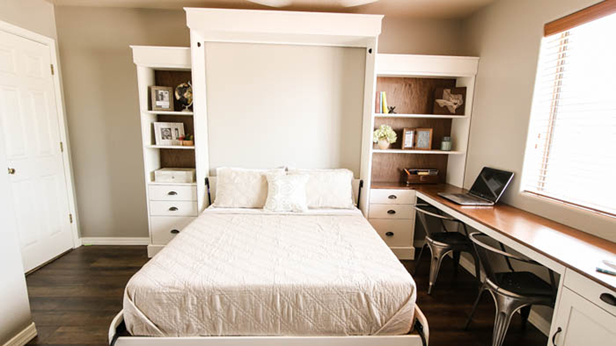17 Murphy Bed Plans and Projects for the Savvy Space Saver