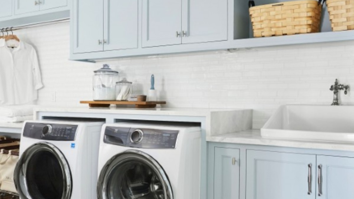 70 Inspiring Laundry Room Decor and Organization Ideas