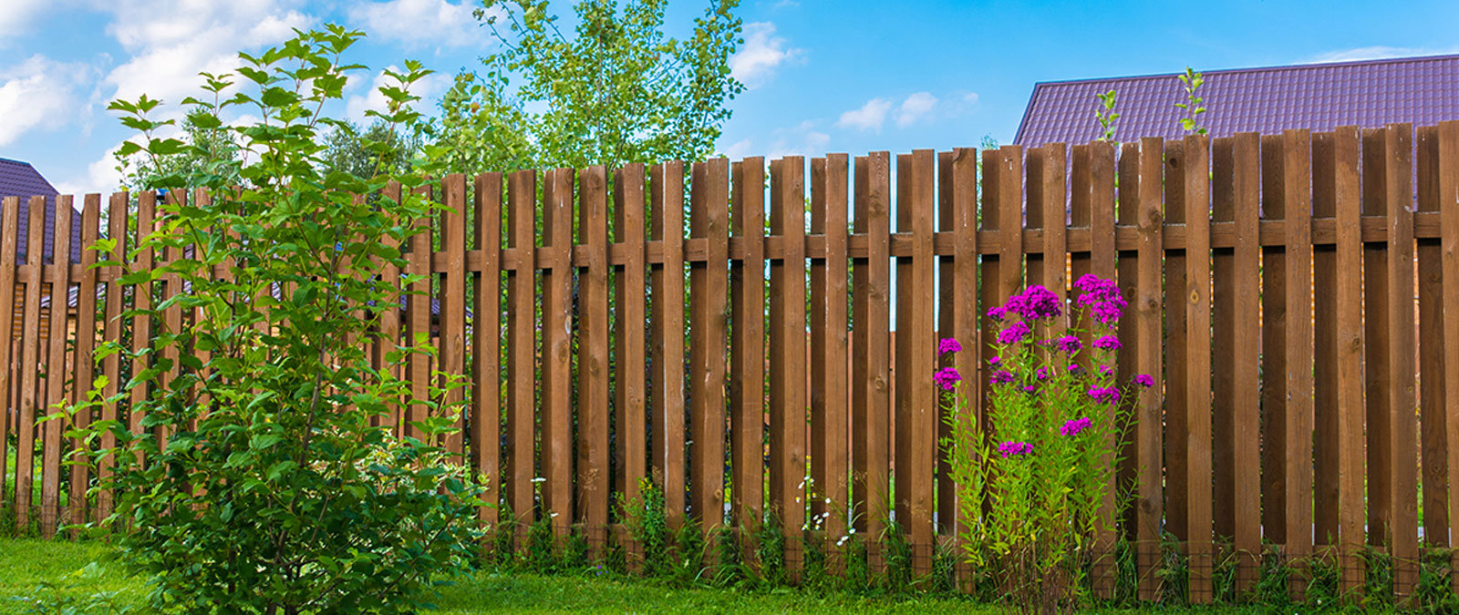 DIY Fence Building